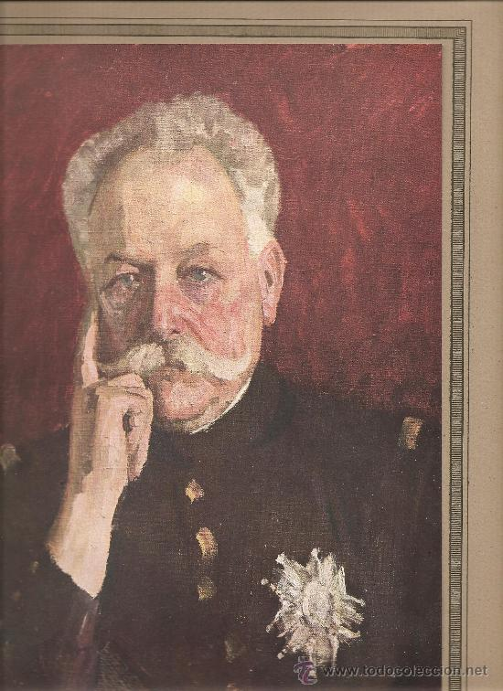111. I GUERRA MUNDIAL: GENERAL SARRAIL (Militar - I Guerra Mundial)