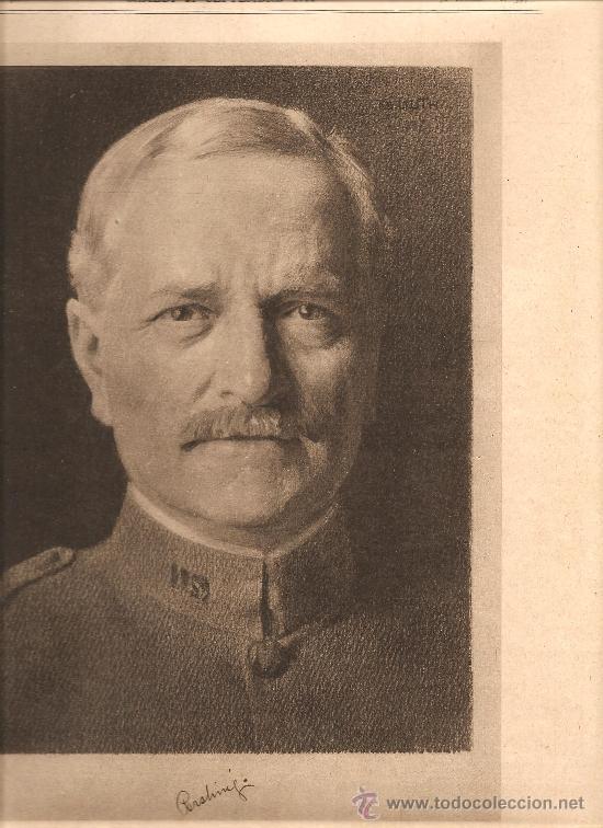 110. I GUERRA MUNDIAL: GENERAL PERSHING (Militar - I Guerra Mundial)