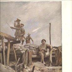 Militaria: 172. I GUERRA MUNDIAL: EJERCITO BRITANICO OFENSIVA DEL SOMME. Lote 20043715
