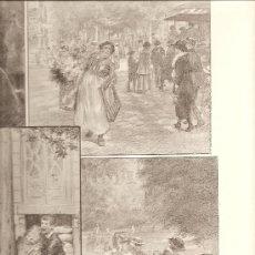 Militaria: 188. I GUERRA MUNDIAL: PARIS EN JUNIO DE 1918. Lote 12230577