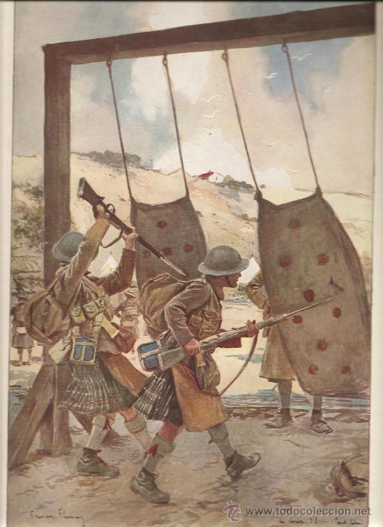 23. EJERCITO BRITANICO PRIMERA GUERRA MUNDIAL (Militar - I Guerra Mundial)