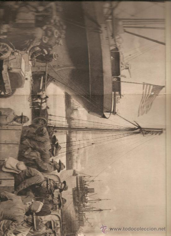 148. I GUERRA MUNDIAL: DESEMBARCO DE SOLDADOS AMERICANOS (Militar - I Guerra Mundial)