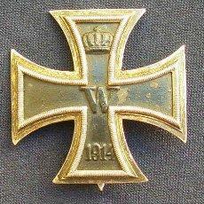 Militaria: CRUZ DE HIERRO 1914, 1ª CLASE, ALEMANIA IGM. Lote 27261046