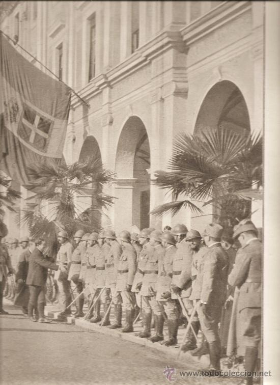 208. I GUERRA MUNDIAL: SOLDADOS FRANCESES EN ITALIA (Militar - I Guerra Mundial)