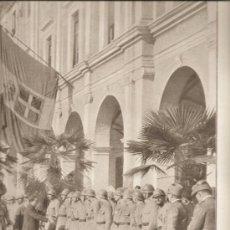 Militaria: 208. I GUERRA MUNDIAL: SOLDADOS FRANCESES EN ITALIA. Lote 20111218