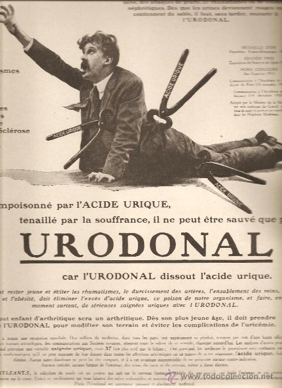 88. I GUERRA MUNDIAL. ANUNCIO DE MEDICAMENTO (Militar - I Guerra Mundial)