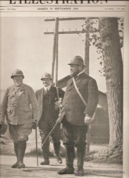 138. I GUERRA MUNDIAL: VISITA OFICIAL A LA SOMME (Militar - I Guerra Mundial)