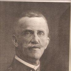 Militaria: 98. REY DE ITALIA: VICTOR EMMANUEL III (1917). Lote 25181056
