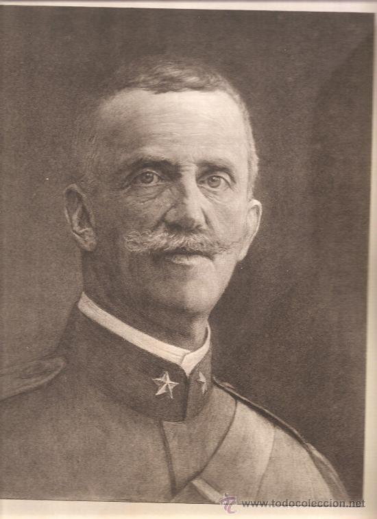 97. REY DE ITALIA: VICTOR EMMANUEL III (Militar - I Guerra Mundial)