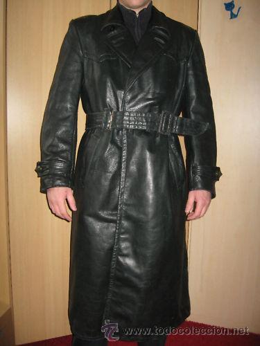 Venta de abrigos de cuero