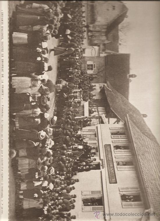 29. 16 DE ENERO DE 1915. ALSACIA. (Militar - I Guerra Mundial)