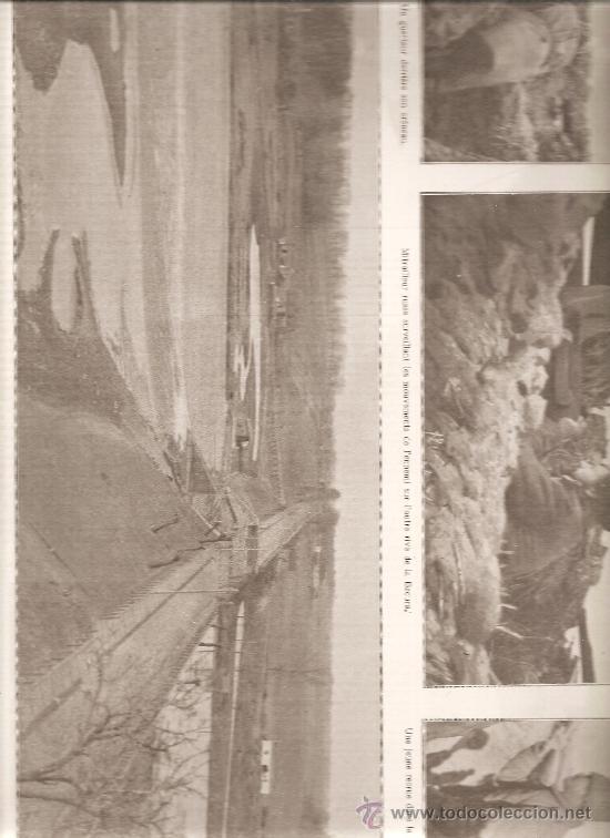 210. EL FRENTE RUSO EN BZOURA (Militar - I Guerra Mundial)