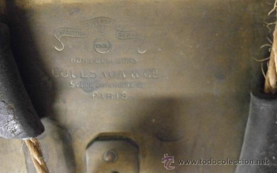 Militaria: Tambor de la 1ª guerra mundial, a restaurar - Foto 8 - 30616343