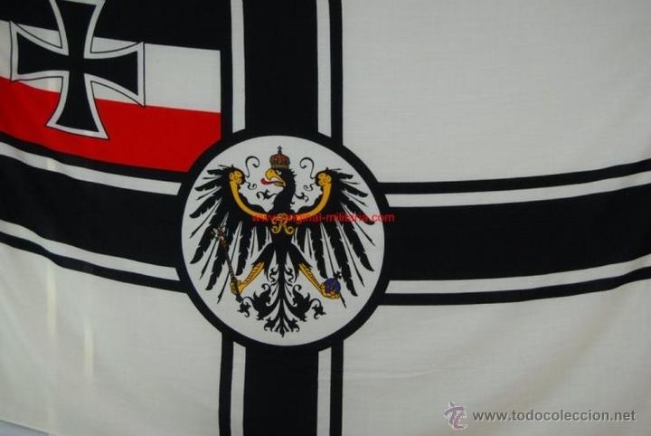 Militaria: Bandera Imperial de Guerra M1903-1919 - Foto 2 - 50453048