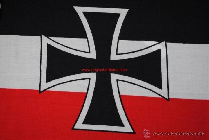 Militaria: Bandera Imperial de Guerra M1903-1919 - Foto 7 - 50453048