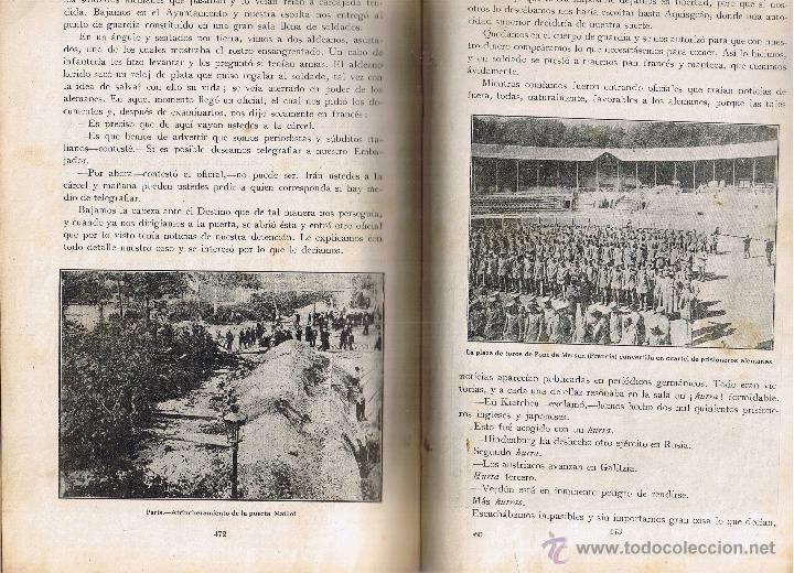 Militaria: 1914 LA GUERRA - NOTAS DE CAMPAÑA - ALBERTO SASSEL - Foto 3 - 50492805