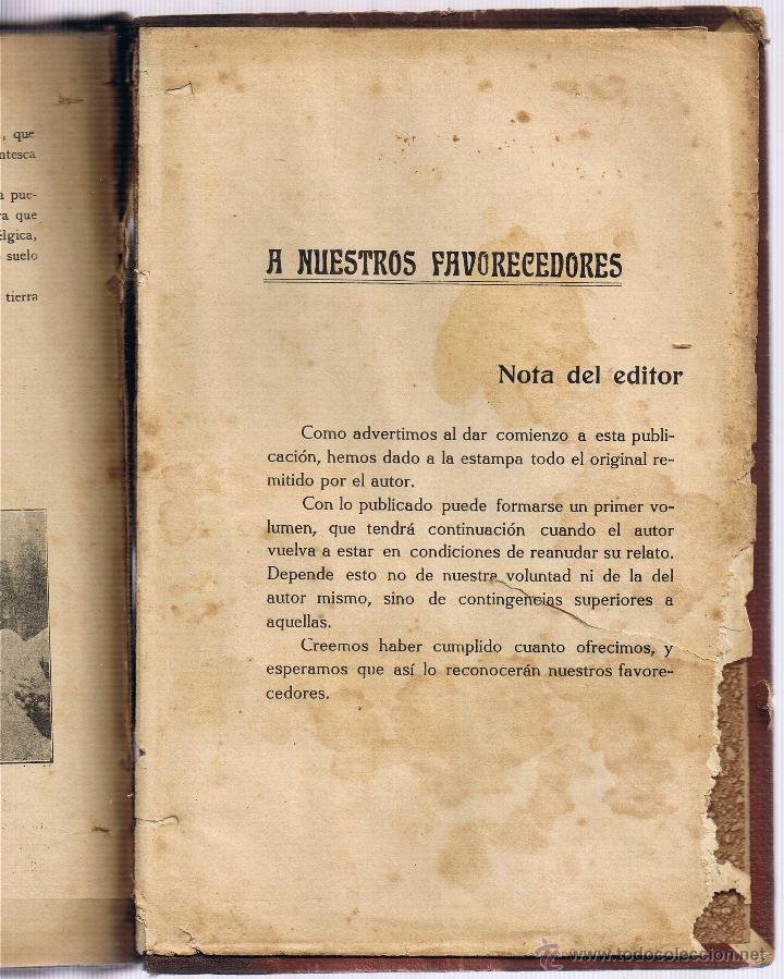 Militaria: 1914 LA GUERRA - NOTAS DE CAMPAÑA - ALBERTO SASSEL - Foto 8 - 50492805