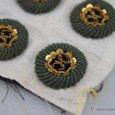 Militaria: LOTE DE 4 HERMOSAS ESCARAPELAS ALEMANAS O AUSTRIACAS DE LA 1ª GUERRA MUNDIAL 100% ORIGINALES. Lote 51425554