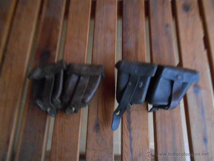 Militaria: pareja portacargadores fusil Mannlicher wwI - Foto 4 - 51549841