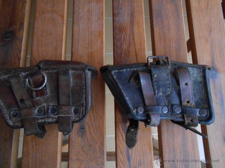 Militaria: pareja portacargadores fusil Mannlicher wwI - Foto 6 - 51549841