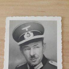 Militaria: FOTOGRAFIA MILITAR 1ª GUERRA MUNDIAL - MILITAR NAZI (VER IMÁGEN ADICIONAL). AÑO 1939. Lote 56544471