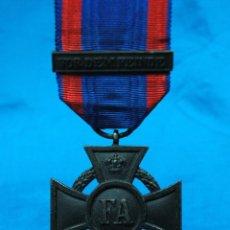 Militaria: CRUZ FEDERICO AUGUSTO 1914 DE SEGUNDA CLASE - CON BARRA DE DISTINCIÓN - 1ª GUERRA MUNDIAL - II REICH. Lote 58147585