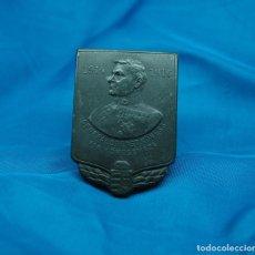 Militaria: DISTINTIVO DE GORRA EJÉRCITO AUSTROHÚNGARO - 1914/1916- GENERALOBERST KÖVESS VON KÖVESSHAZA. Lote 64719151
