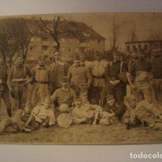 Militaria: FOTOGRAFIA SOLDADOS 1915. Lote 72736211