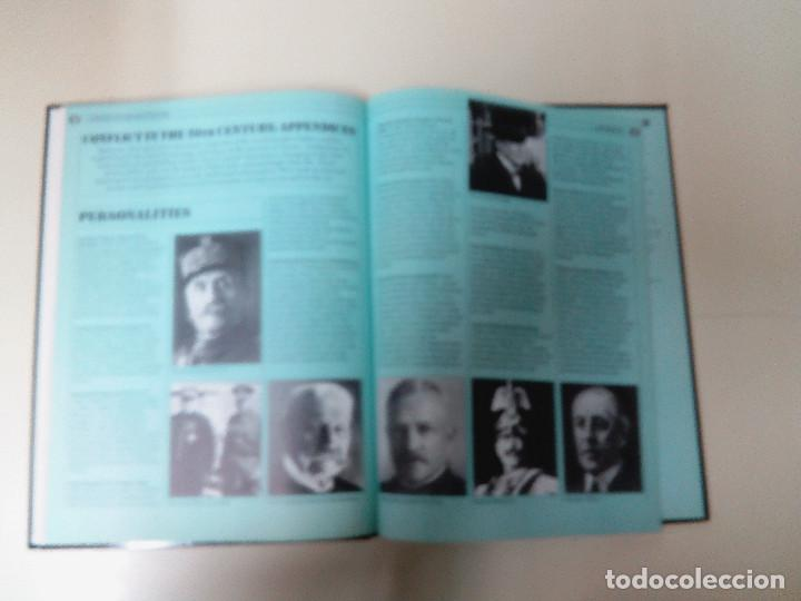 Militaria: LOTE 2 TOMOS-THE FIRST WORLD WAR-THE SECOND WORLD WAR-JOHN PIMLOTT/CHARLES MESSENGER-TAPA DURA - Foto 4 - 73186867