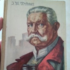 Militaria: HINDENBURG LIBRO 1935. Lote 96665196