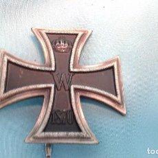 Militaria: CRUZ DE HIERRO 1ª CLASE PRIMERA GUERRA MUNDIAL. Lote 104137623