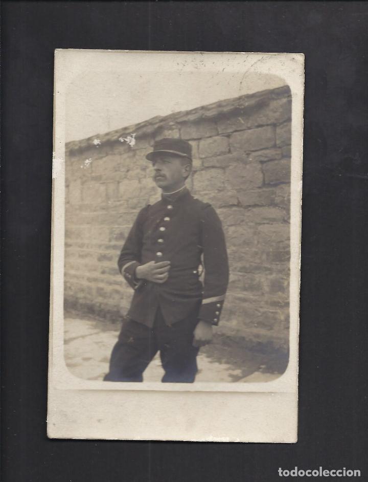 POSTAL FOTOGRÁFICA SOLDADO . I GUERRA MUNDIAL. (Militar - I Guerra Mundial)