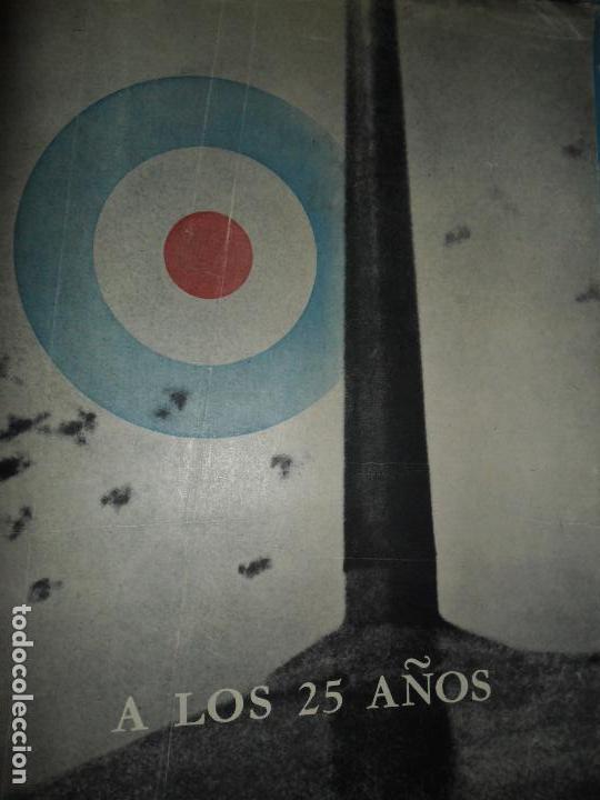 A LOS 25 AÑOS, LAS FUERZAS AÉREAS BRITÁNICAS, ABRIL: 1918 (Militar - I Guerra Mundial)
