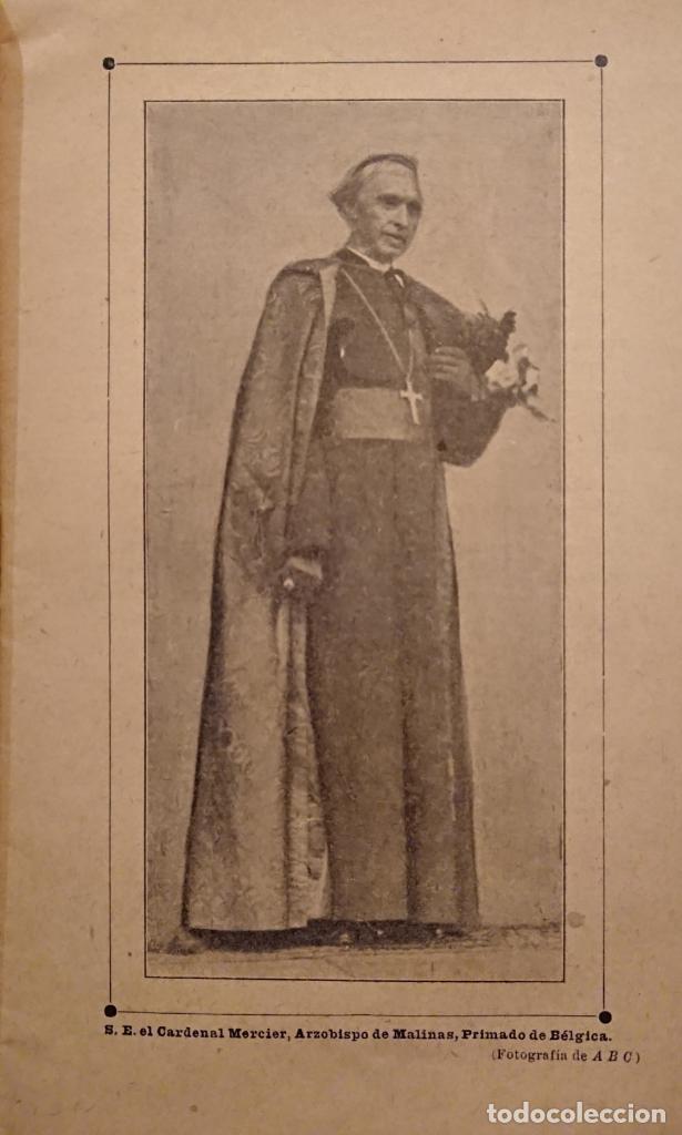 Militaria: PRIMERA GUERRA MUNDIAL,COMITÉ INTERNACIONAL DE PROPAGANDA DEL INSTITUTO FRANCÉS 1915 - Foto 3 - 121190107