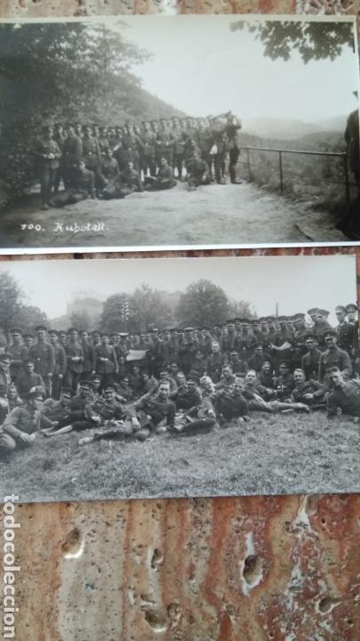 FOTO POSTALES 1GM (Militar - I Guerra Mundial)