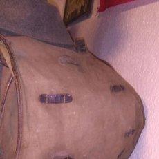 Militaria: MOCHILA O RUCKSAKE M18 ALEMANA ORIGINAL 1 GUERRA MUNDIAL ,100 AÑOS DE HISTORIA. Lote 137766834