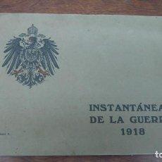 Militaria: INSTANTANEAS DE LA GUERRA 1918 NUMERO : 5. Lote 140011002