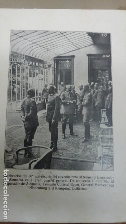 Militaria: INSTANTANEAS DE LA GUERRA 1918 NUMERO : 5 - Foto 2 - 140011002