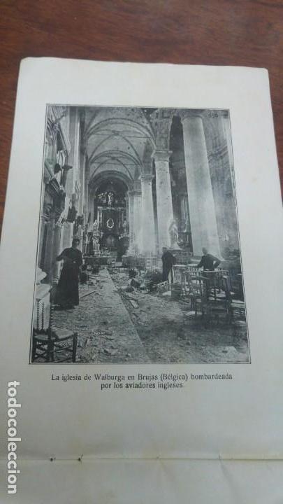 Militaria: INSTANTANEAS DE LA GUERRA 1918 NUMERO : 5 - Foto 3 - 140011002