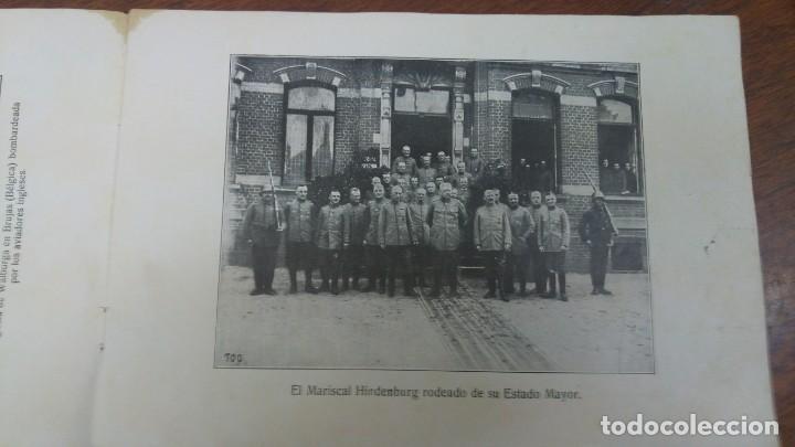 Militaria: INSTANTANEAS DE LA GUERRA 1918 NUMERO : 5 - Foto 4 - 140011002