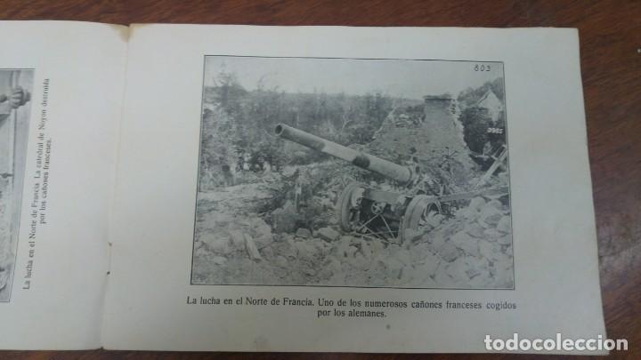 Militaria: INSTANTANEAS DE LA GUERRA 1918 NUMERO : 5 - Foto 5 - 140011002