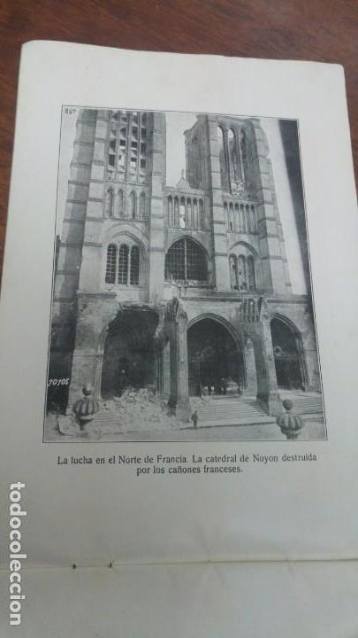 Militaria: INSTANTANEAS DE LA GUERRA 1918 NUMERO : 5 - Foto 6 - 140011002