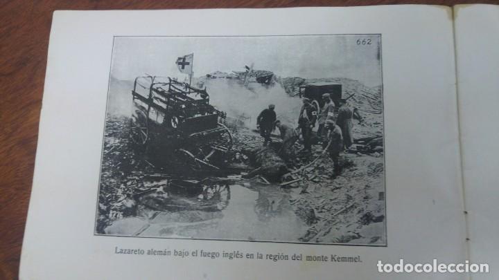 Militaria: INSTANTANEAS DE LA GUERRA 1918 NUMERO : 5 - Foto 7 - 140011002
