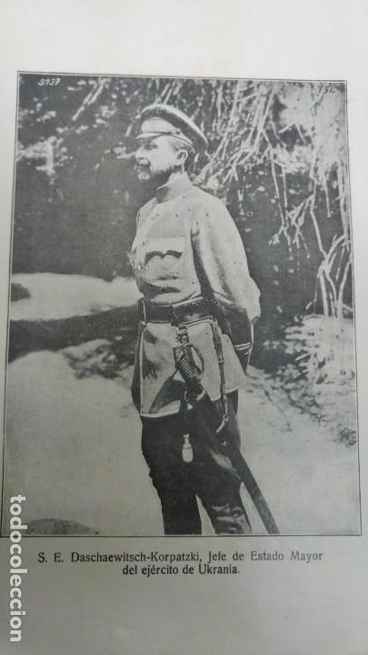 Militaria: INSTANTANEAS DE LA GUERRA 1918 NUMERO : 5 - Foto 8 - 140011002