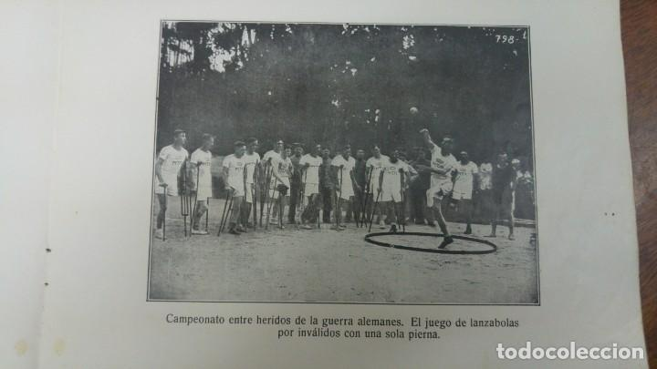 Militaria: INSTANTANEAS DE LA GUERRA 1918 NUMERO : 5 - Foto 9 - 140011002