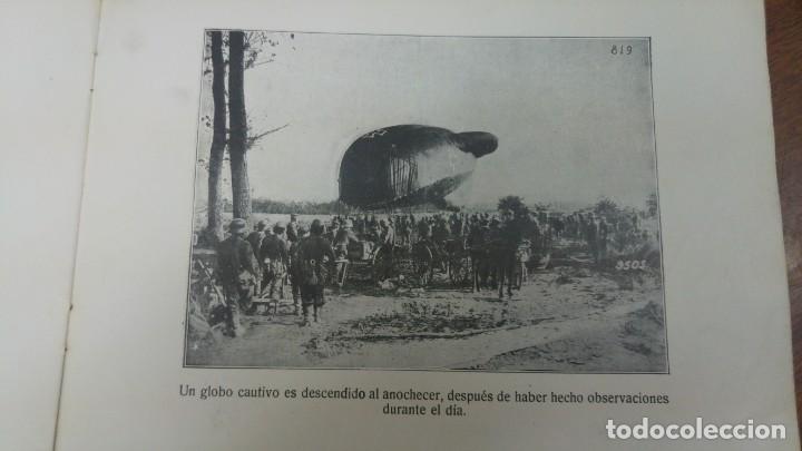 Militaria: INSTANTANEAS DE LA GUERRA 1918 NUMERO : 5 - Foto 10 - 140011002