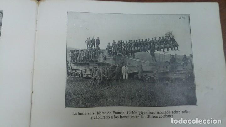 Militaria: INSTANTANEAS DE LA GUERRA 1918 NUMERO : 5 - Foto 11 - 140011002