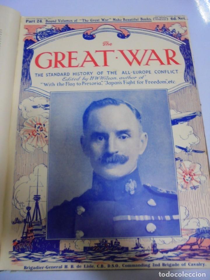 Militaria: THE GREAT WAR. 1915. H.W.WILSON. DEL Nº 20 A Nº 32. HISTORIA DEL CONFLICTO DE TODA EUROPA. VER - Foto 7 - 149318482