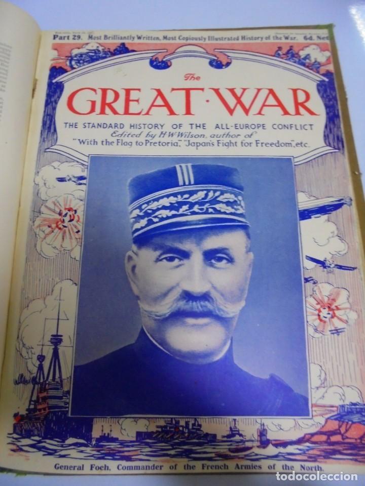 Militaria: THE GREAT WAR. 1915. H.W.WILSON. DEL Nº 20 A Nº 32. HISTORIA DEL CONFLICTO DE TODA EUROPA. VER - Foto 12 - 149318482
