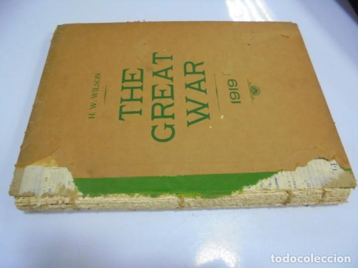 Militaria: THE GREAT WAR. 1919. H.W.WILSON. DEL Nº 229 A Nº 241. HISTORIA DEL CONFLICTO MUNDIAL. VER - Foto 2 - 149320638